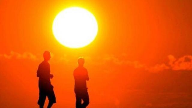 Meteoroloji'den Uyarı Üstüne Uyarı: 1 Hafta Boyunca Kavrulacağız!