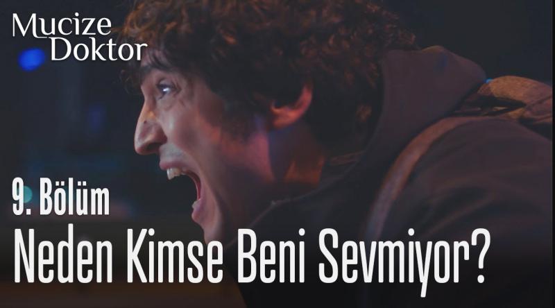 Mucize Doktor dizisinde duygulandıran sahne