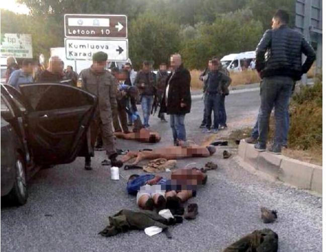 Muğla'da Jandarma ve Polisten Teröristlere Kıskaç: 7 Terörist Yarı Çıplak Halde Gözaltına Alındı