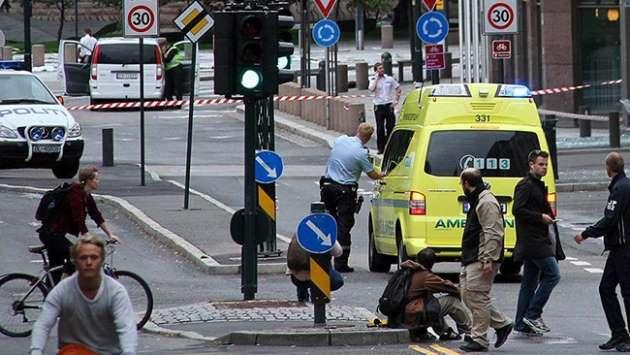 Norveç'teki Okul Saldırısında 4 Yaralı!
