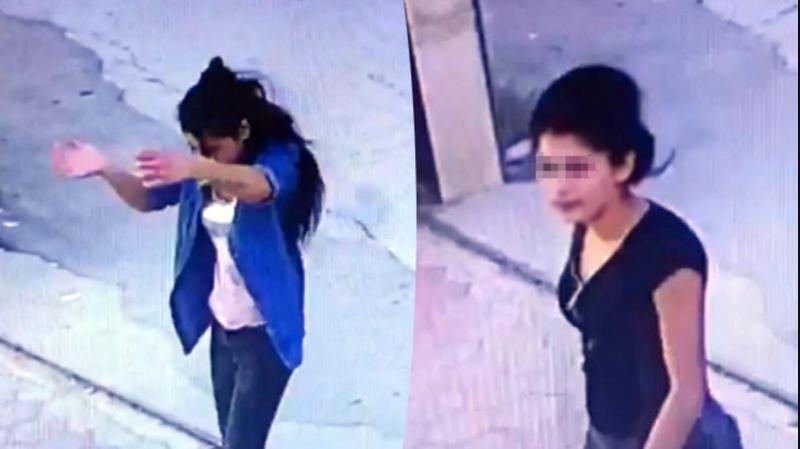Osmaniye'de 3 genç kız önce dans etti sonra soygun yaptı!