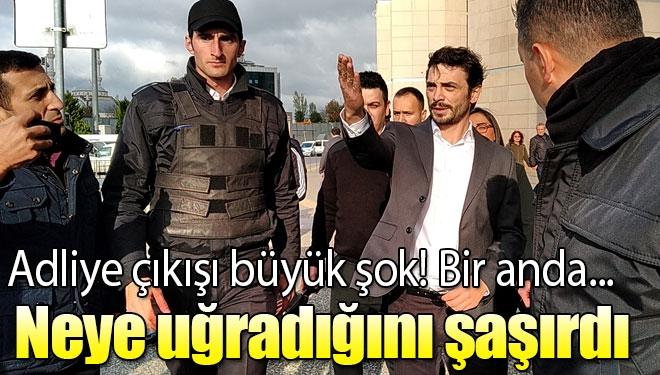 Oyuncu Ahmet Kural'dan Adliye Çıkışında Açıklama