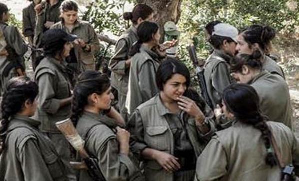 PKK Kendi İçinde Kriz Yaşıyor! Kadın Teröristler İsyan Çıkardı