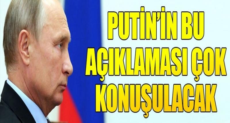 Putin'den Çok Konuşulacak Ortak Avrupa Ordusu Açıklaması