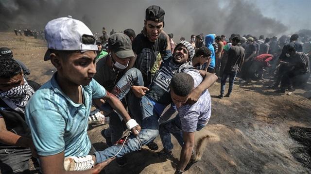 Sağlık Bakanı'ndan Açıklama! Katliamda Yaralanan Filistinliler Türkiye'ye Getirilecek