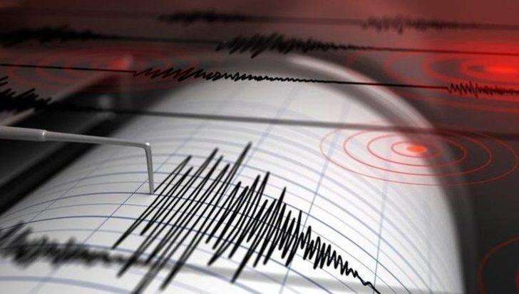 Sakarya'da Deprem! Şiddeti...
