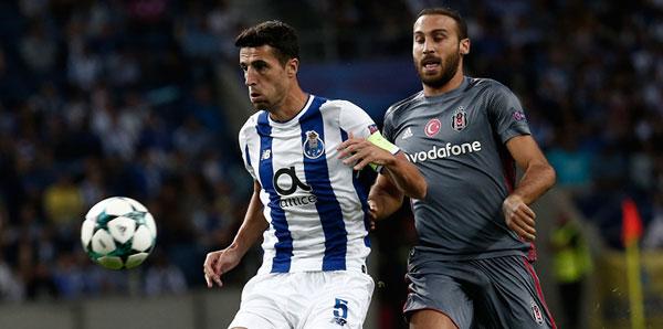 Şampiyonlar Ligi'nde Beşiktaş Rüzgarı: Rakibi Porto'yu Deplasmanda Ezdi Geçti