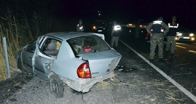Şanlıurfa'da Yürek Burkan Kaza! Takla Atan Araç İçindeki 9 Aylık Bebek Öldü, 6 Kişi Yaralandı