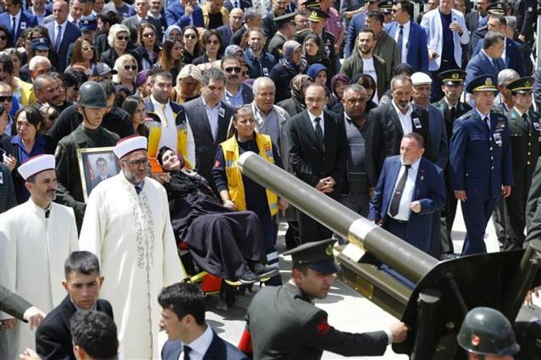 Şehit Cenazesinde Gözaltına Alınan 34 Şüpheliden 30'u Mahkemeye Sevk Edildi