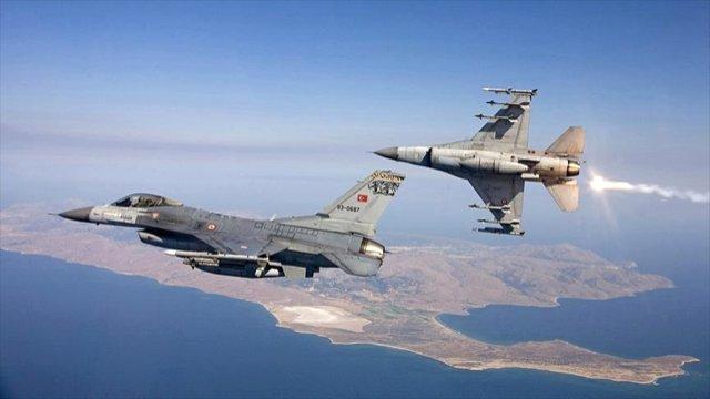 Şırnak'ta Saldırı Hazırlığındaki Teröristlere Hava Harekatı: 11 Terörist Öldürüldü!