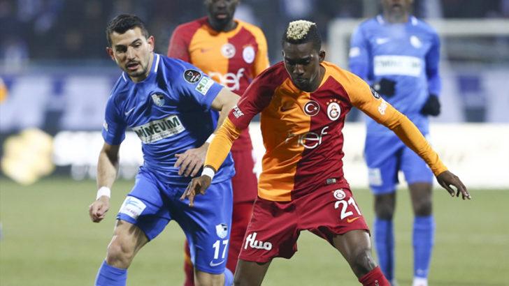 Soğuk Hava Aslan'ın Nefesini Kesti! BB Erzurumspor 1 – Galatasaray 1