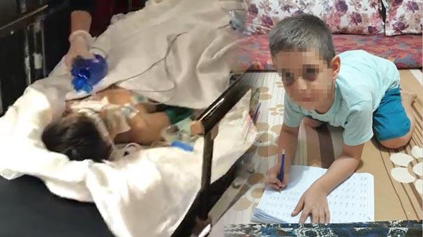 Son Dakika 6 Yaşındaki Oğlunu Hastanelik Eden Baba Gözaltına Alındı