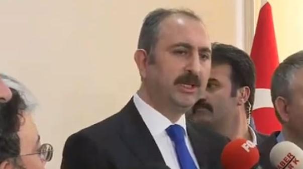 """Son Dakika! Adalet Bakanı Gül'den İtiraz Açıklaması: """"Karara Bağlayacak Olan YSK'dır"""""""