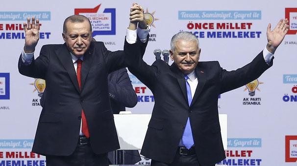Son Dakika! Ak Parti'nin İstanbul Adayı Belli Oldu