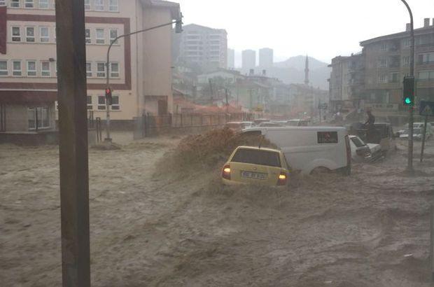 Son Dakika! Ankara'da Sel Faciası, Kayıplar ve Yaralılar Var