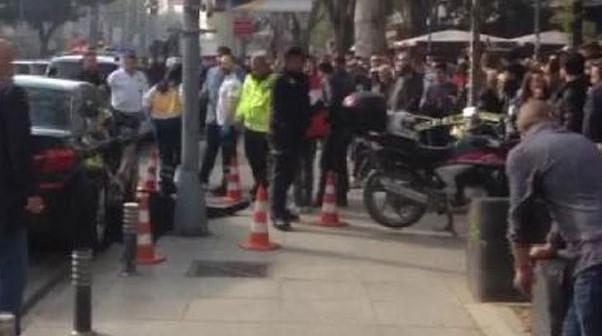 Son Dakika! Bağdat Caddesi'nde Silahlı Saldırı