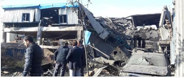 Son Dakika! Bursa'da Fabrikada Buhar Kazanı Patladı: 4 Ölü, 5 Yaralı