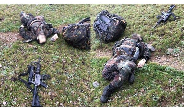 Son Dakika! Eren Bülbül'ü Şehit Eden Teröristler Öldürüldü