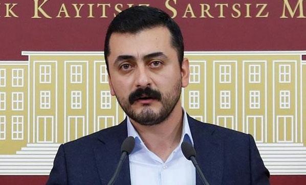 Son Dakika! Eski CHP Milletvekili Eren Erdem gözaltına alındı