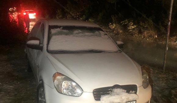 Son Dakika! İstanbul'da Beklenen Kar Başladı, Meteoroloji'den Bir Kez Daha Kritik Uyarı