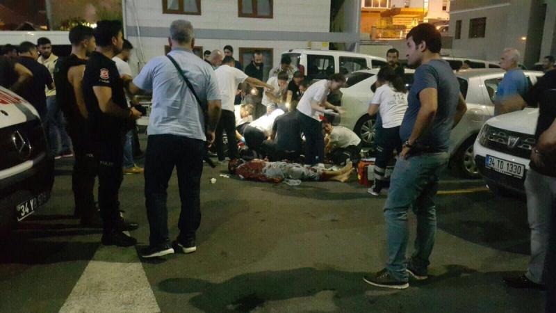 Son Dakika! İstanbul'da DEAŞ'lı Bir Terörist Polis Memuruna Bıçakla Saldırarak Şehit Etti