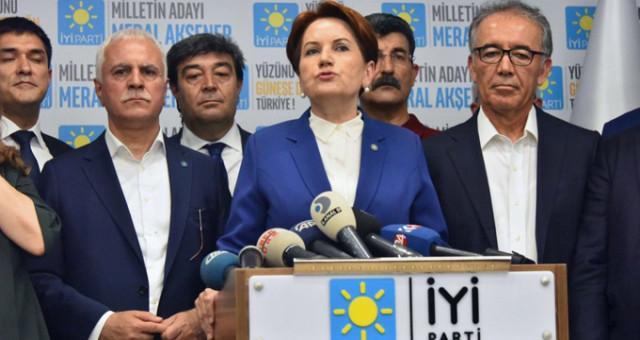 Son Dakika! İYİ Parti Genel Başkanı Meral Akşener'den Flaş Açıklamalar, Kurultay O Tarihte Toplanacak