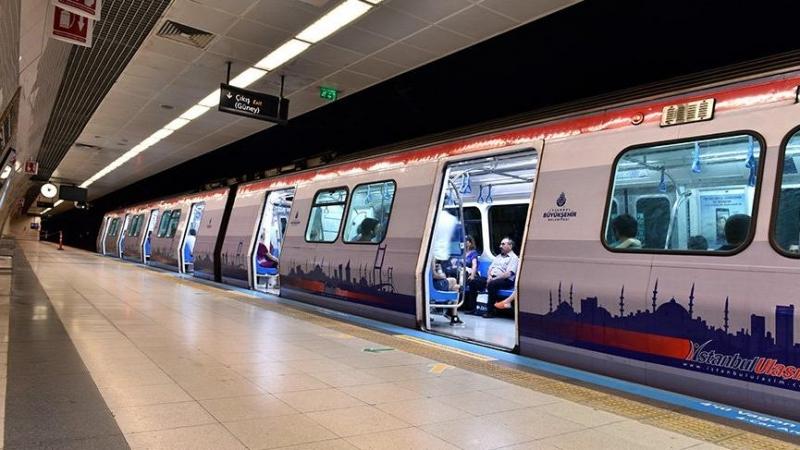 Son Dakika! Korkunç Olay Sonrasında Osmanbey Metro Seferleri İptal Edildi!