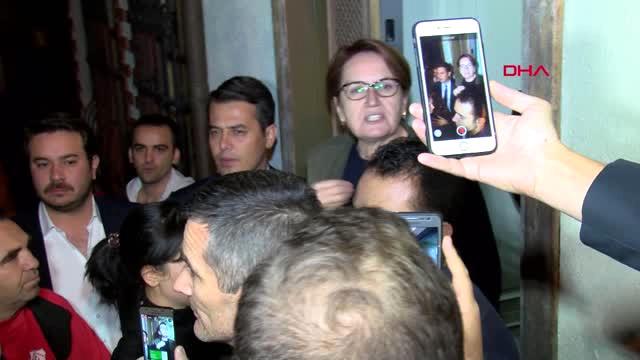 Son Dakika! Meral Akşener'in Evini Basan MHP'liler İçin İnceleme Başlatıldı