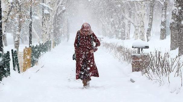 Son Dakika! Meteoroloji Açıkladı, Çok Yoğun Kar Yağışı Geliyor!