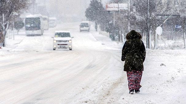 Son Dakika! Meteoroloji Tarih Verip Uyardı, Çok Yoğun Kar Geliyor