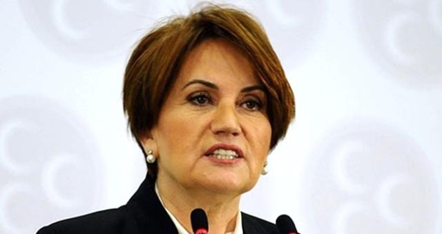 Son Dakika! MHP Meral Akşener Hakkında Suç Duyurusunda Bulundu