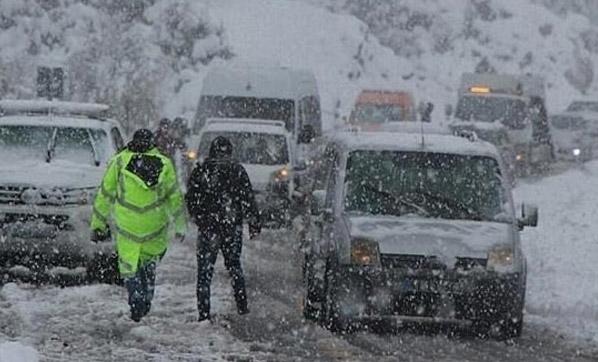 Son Dakika! Onlarca İl İçin Uyarı Yapıldı, Çok Şiddetli Kar ve Fırtına Geliyor