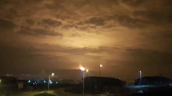 Son Dakika! Sakarya'da Büyük Bir Patlama Yaşandı!