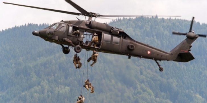 Son Dakika! Türkiye'nin Irak'a 8 Helikopterle Asker İndirdiği İddia Edildi