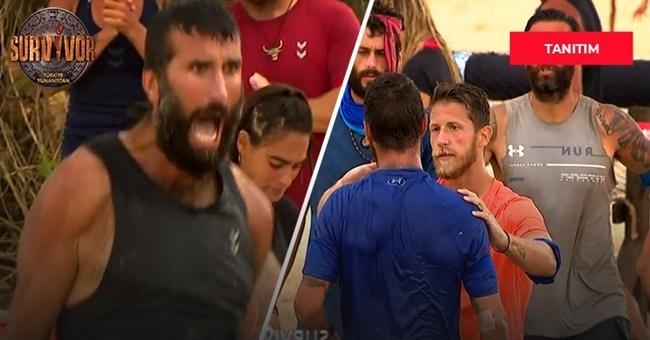 Survivor 2019 16 Mart Dokunulmazlık Oyununu Kim Kazandı? Hikmet ve Yunan Takımı Arasında Gerilim!
