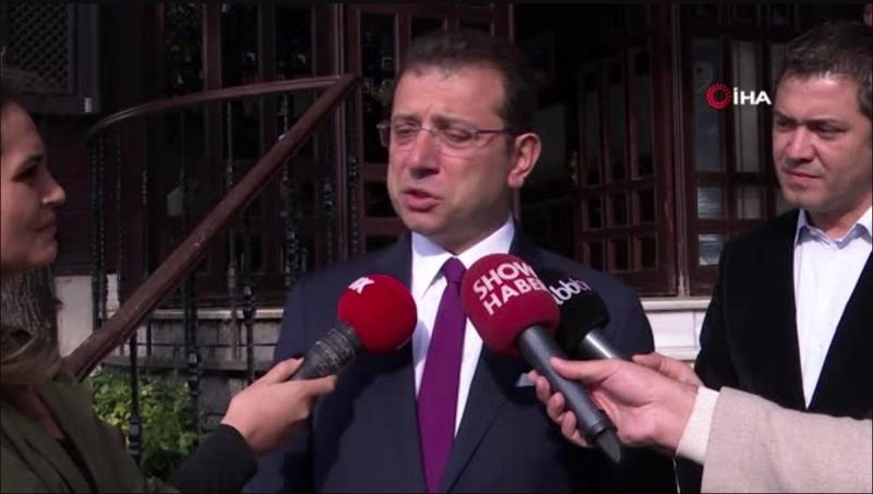 Suskunluğunu bozan İmamoğlu koruma skandalı ile ilgili açıklamada bulundu
