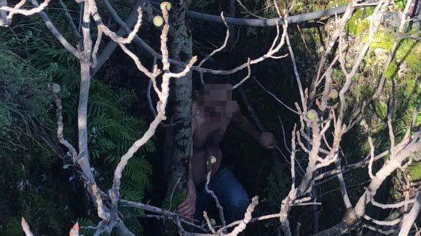 Tecavüz Girişiminden Sonra Yarı Çıplak Halde Ormanda Yakalanmıştı!