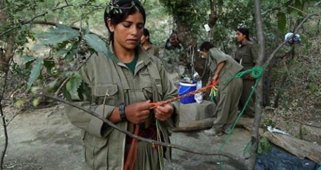 Teröristlerden Kan Donduran İtiraf! Yaralı Kadına...