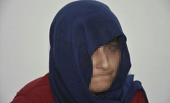 """Teslim Olan Kadın Teröristten Flaş İtiraf: """"Yeni Katılanlar Değil, Eskiler de Kaçıyor"""""""