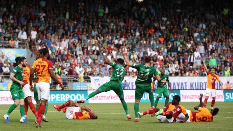 TFF, Çaykur Rizespor – Galatasaray Maçındaki Hatalardan Dolayı Maçı Tekrar Ettirecek mi?