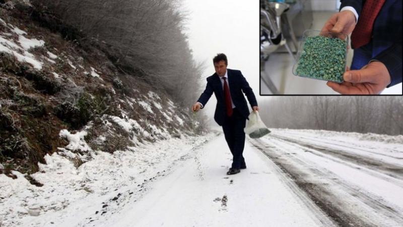 Türk Kimyagerin Müthiş İcadı Karla Mücadelede Çığır Açacak