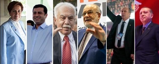 Türkiye'nin Seçimine Son 14 Gün! Yayınlanan Son Ankette Hangi Parti Yüzde Kaçta İlerliyor?