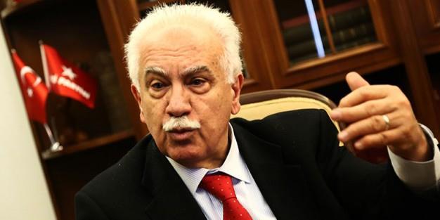Vatan Partisi Karıştı! Doğu Perinçek'in HDP ile İlgili Sözleri...