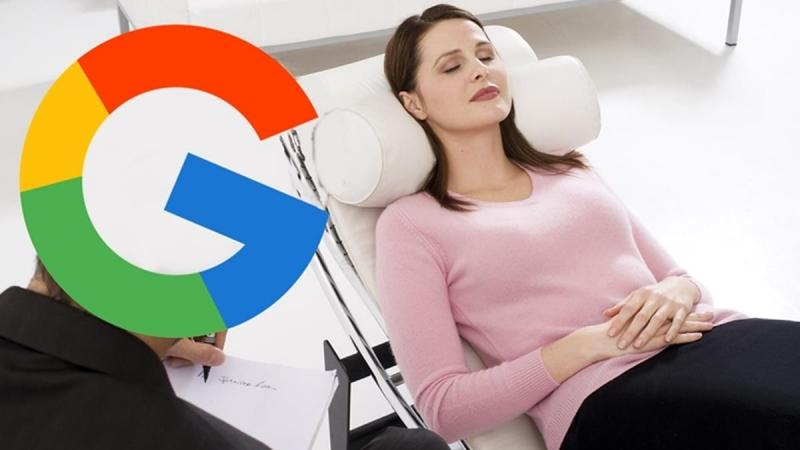 Yeni Psikoloğumuz Google! Depresyonda Olup Olmadığımız Hakkında Google Bizi Bilgilendirecek