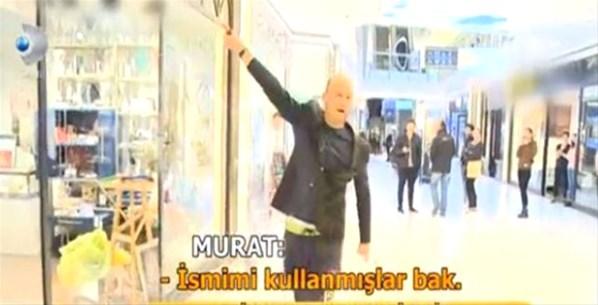 Yine Olay Çıkardı! MasterChef'ten Diskalifiye Edilen Murat Özdemir AVM'yi Birbirine Kattı