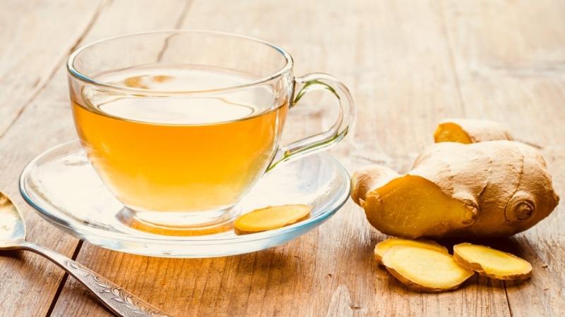 Zayıflamak İçin Zencefil Çayı İçin
